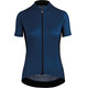 assos UMA GT Bike Jersey Shortsleeve Women blue/black